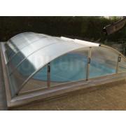 Prekrytie bazéna Klasik 6x3m