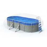 Nadzemný bazén Concord II ovál